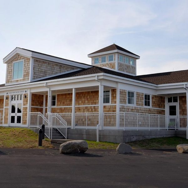 Meigs Point Nature Center, Hammonasset Beach State Park